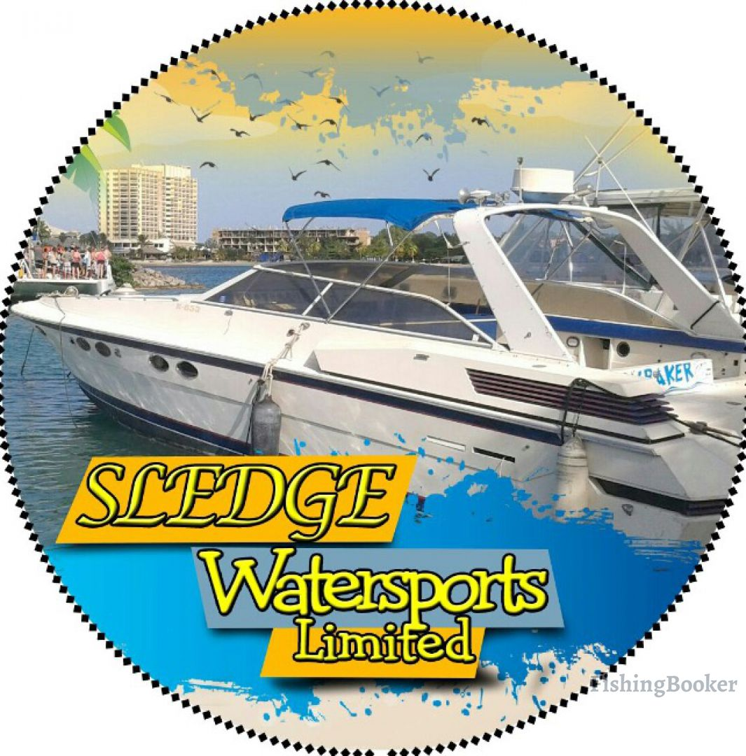 Sledge water sports ocho rios jamaica for Jamaica fishing charters