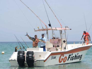 Adventure Sports - Go Fish, Dibba Al Fujairah