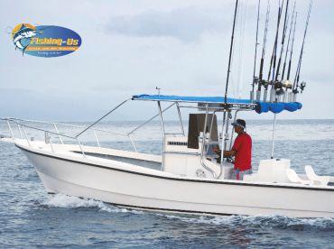 Fishing Are Us - Azul Profundo, Puerto Vallarta