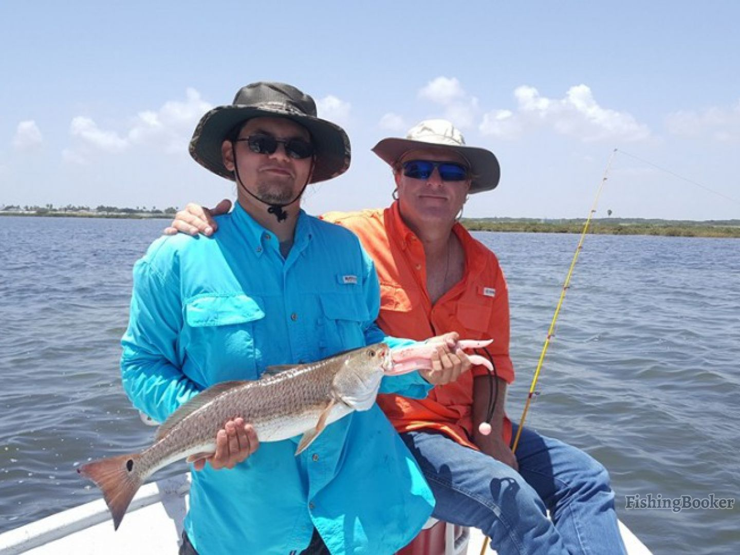 Jen s coastal guide service rockport texas for Rockport fishing charters