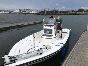 Top 10 fishing charters in port aransas tx fishingbooker for Port aransas bay fishing
