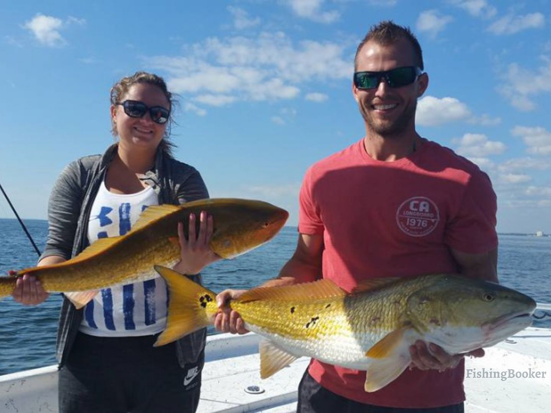 Emerald c fishing charters pensacola florida for Pensacola fl fishing charters