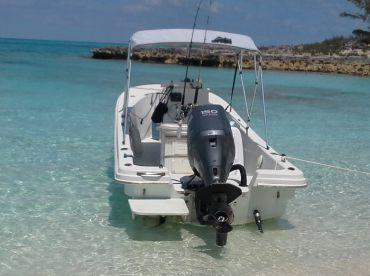 Superadventures Go for Fish!, Nassau