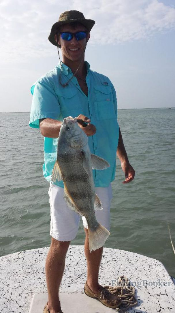 Big mother bay fishing south padre island texas for Bay fishing south padre island