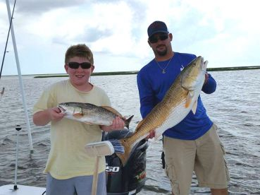 Reel Southern Fishing Charters , Saint Bernard