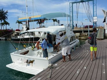 Bluemarlin Fishing Charters, Salinas
