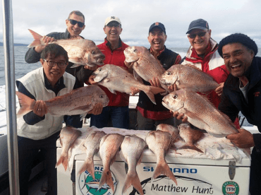 Matthew Hunt Fishing Services, Carrum