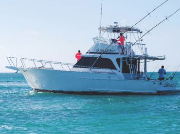 Kristel Fishing Aruba - 44' Striker, Noord