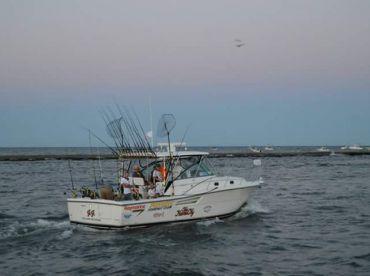 J J Sport Fishing Charters , Holland