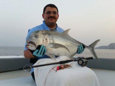 Zighy Bay Sport Fishing, Musandam Governorate