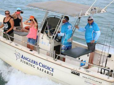 Anglers Choice Fishing Safaris, Darwin City