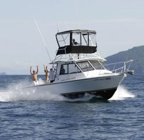 Go Fish Costa Rica 30' Islander, Tamarindo