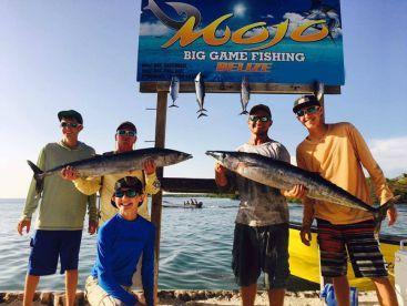 Mojo Sport Fishing - Belize City, Belize City