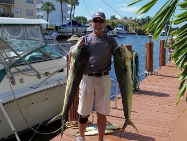 Crown Fishing Charters, Delray Beach