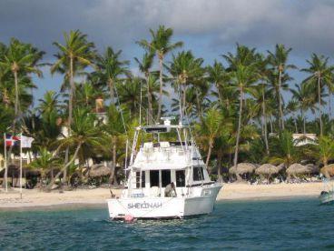First Class Fishing - Shekinah, Punta Cana
