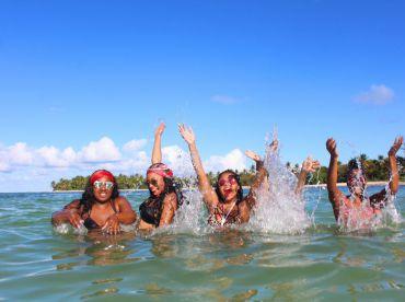 First Class Snorkeling Charter, Punta Cana
