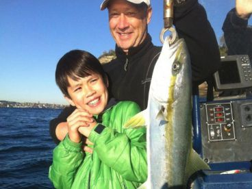 Foreshore Fishing Tours, Sydney