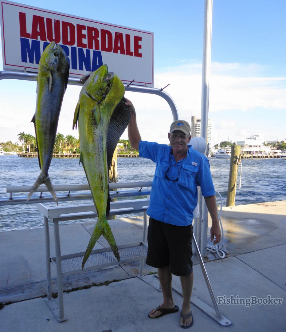 Blue safari sportfishing charters fort lauderdale for Ft lauderdale fishing charters