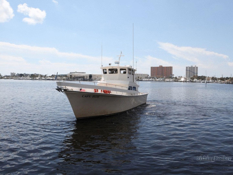 Capt Ellis Charters Panama City Beach Florida