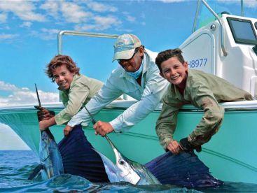 Ningaloo Sportfishing Charters, Exmouth