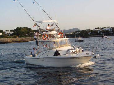 PM Charter Marine Fishing Mallorca, Port De Pollença