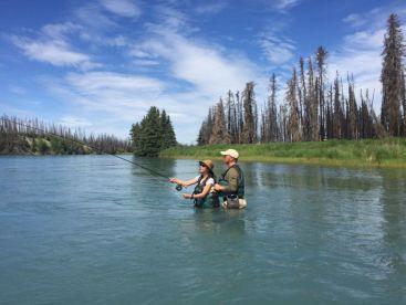 Alaska Kenai Fishing For Fun Inc, Soldotna