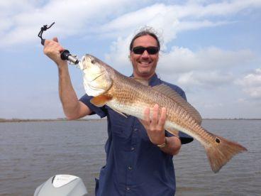 Big Dog Fishing Charters, Barataria