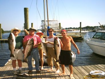 Reel Steal Fishing Charters, Westerly