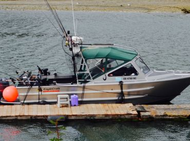 Pacific Sport Fishing Charters, Port Renfrew
