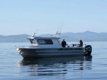 Goin Coastal Fishing Charters, Sooke