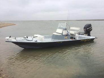 Captain Jack Guide Service, Galveston
