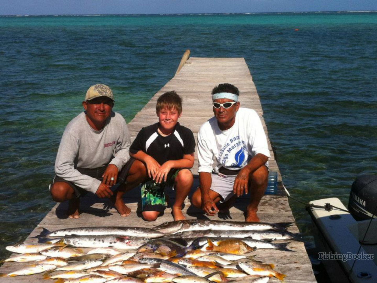 Reel em in fishing tours ambergris caye san pedro for Belize fishing charters