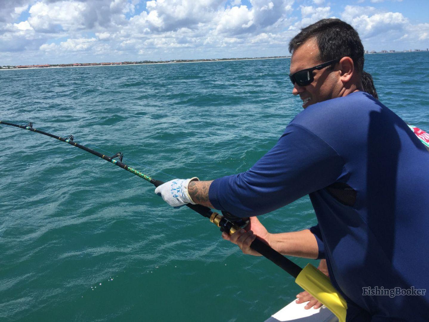 Scuba medic fishing charters st augustine florida for Fishing charters st augustine