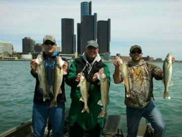 Heatwave Fishing Charters, Saint Clair Shores