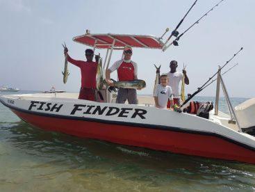 Adventure Sports - Fish Finder, Fujairah