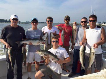 Sellfish Charters, Arnold