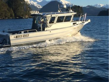 Sitka Fish Outfitters, Sitka
