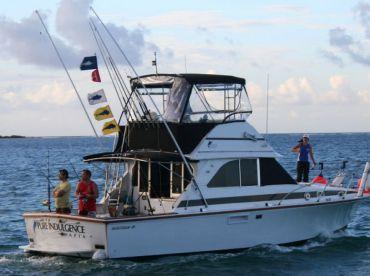MV Pure Indulgence - Troppo Fishing, Apia