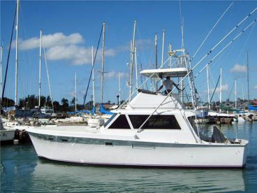 Pacific Sportfishing LLC, Honolulu