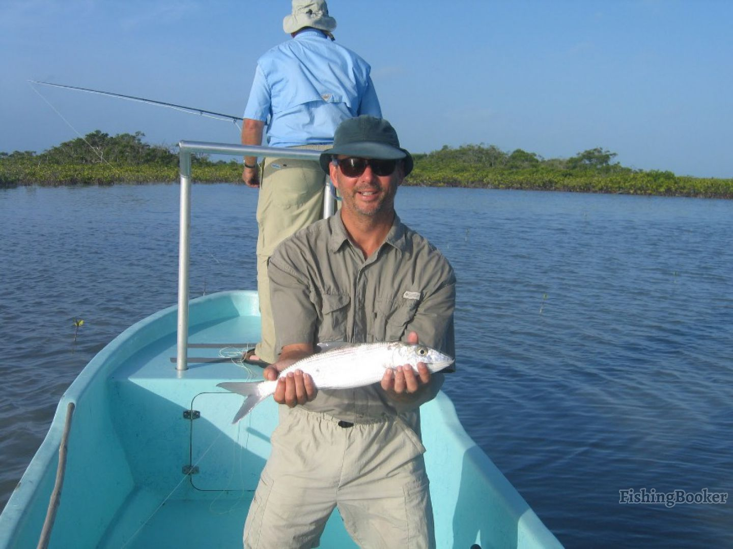 The meca belize city belize for Belize fishing charters