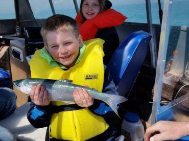 Fisherman's Edge Charters, Saint Joseph