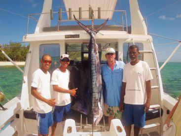 Maranatha Sport Fishing , Le Morne