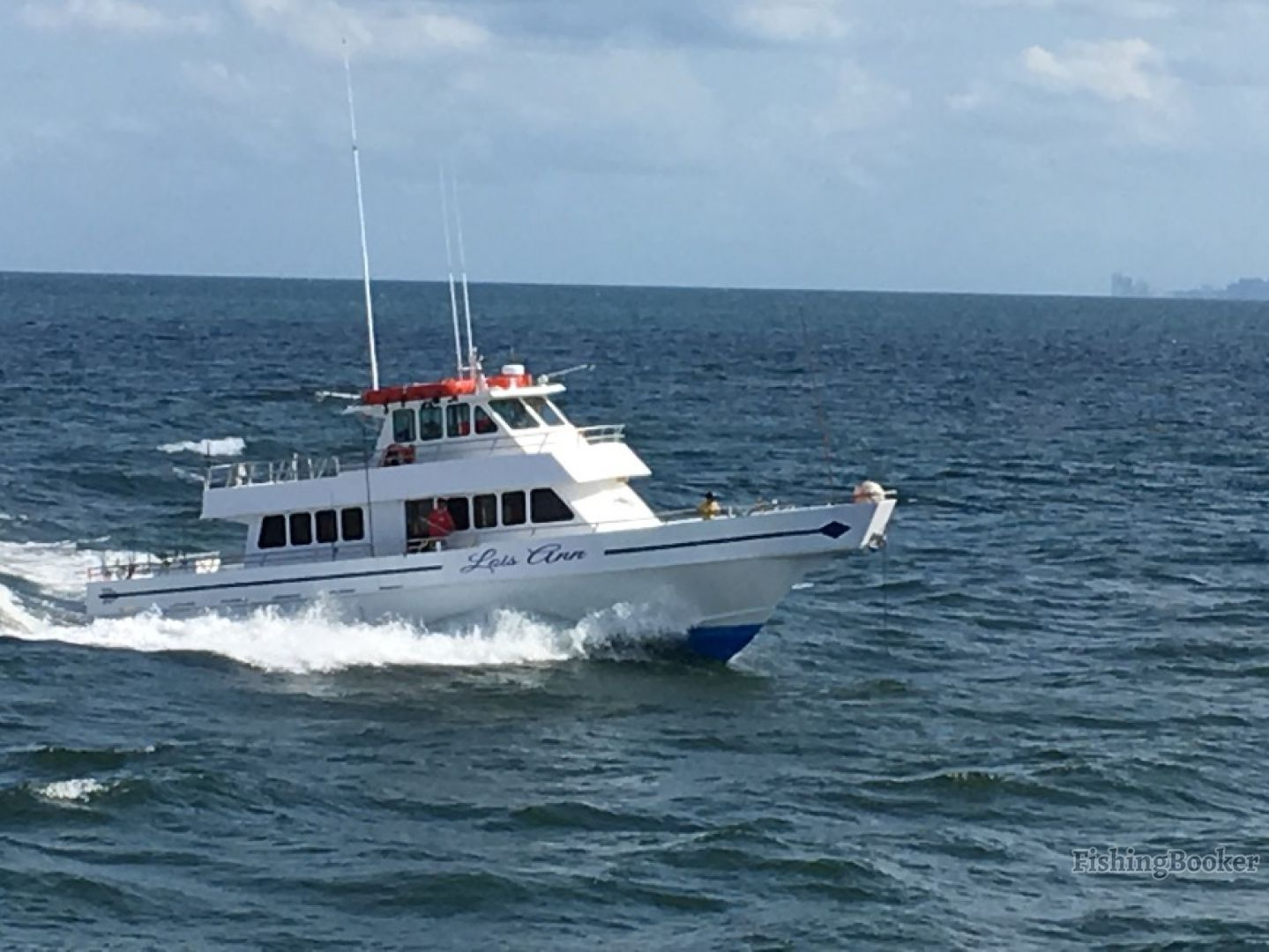 Lady pamela driftfishing partyboat hollywood florida for Hollywood florida fishing charters