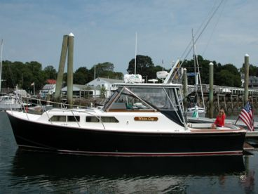 White Cap Charters, Scituate