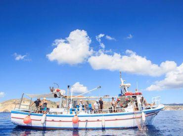 Giorgaros Fishing Tours Santorini, Santorini