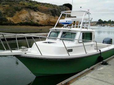 Pacific Mistress Sportfishing, Dana Point
