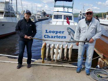 Looper Charters Lake Superior , Duluth