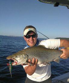 Storm Hawk Sport Fishing, Traverse City
