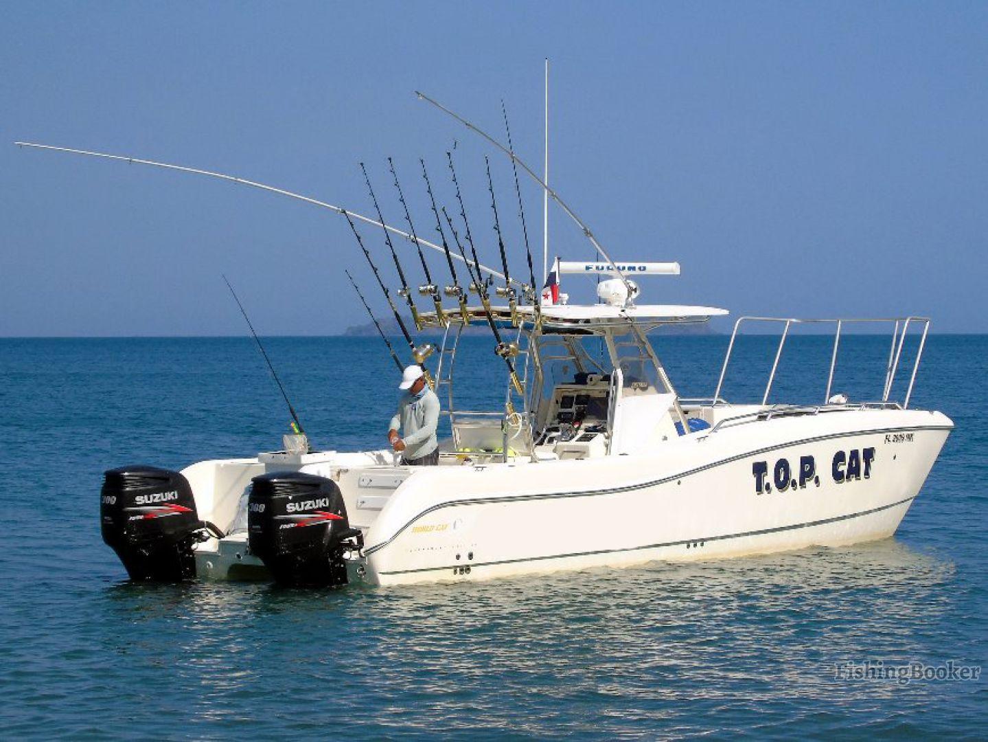 Sport fish panama island lodge boca chica panam for Panama fishing charters
