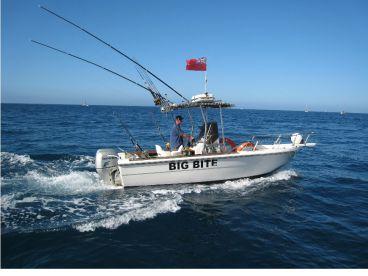Big Bite Fishing Charters, Costa Adeje